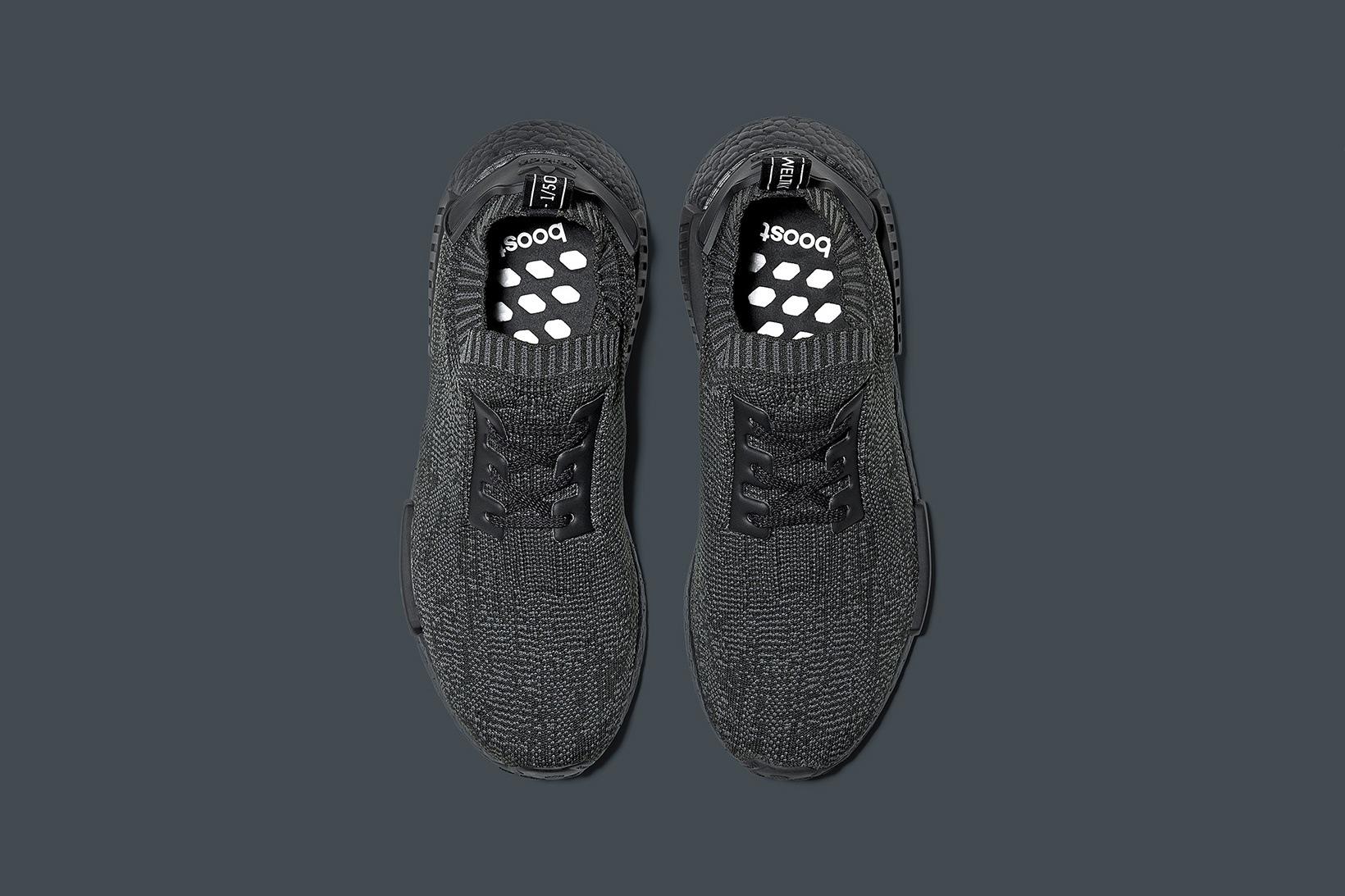 Adidas Nmd R1 Pitch Black