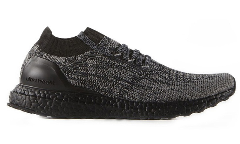 adidas ultra boost uncaged all black