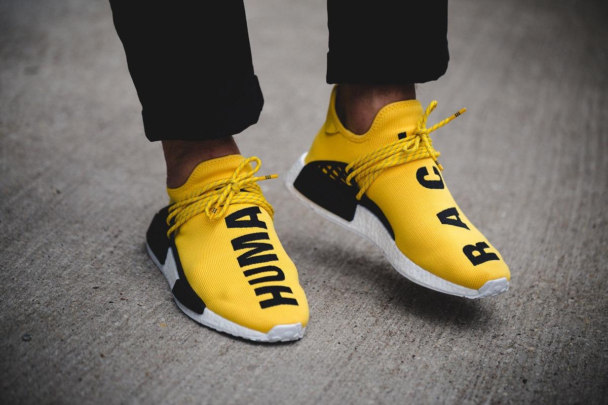 Nmd Adidas Pharrell