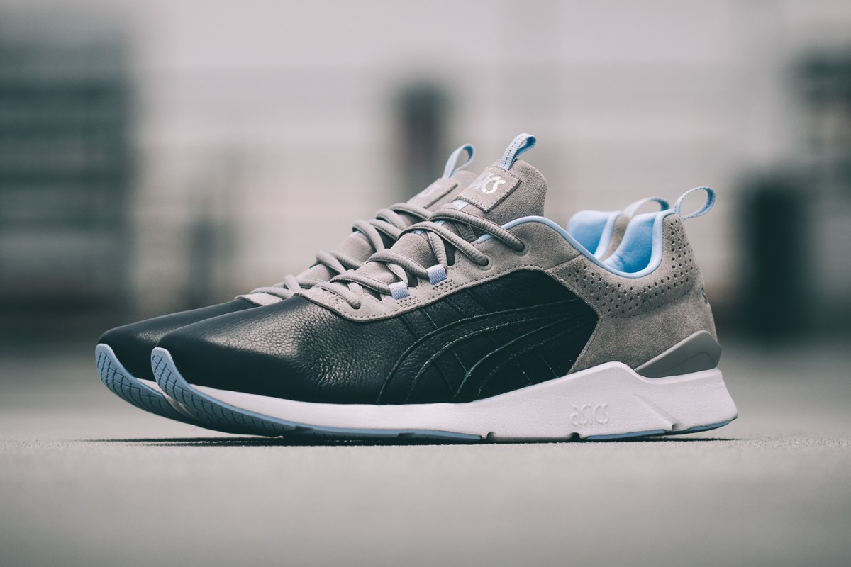 Solebox X Asics Tiger Gel Lyte Runner Blue Carpenter Bee