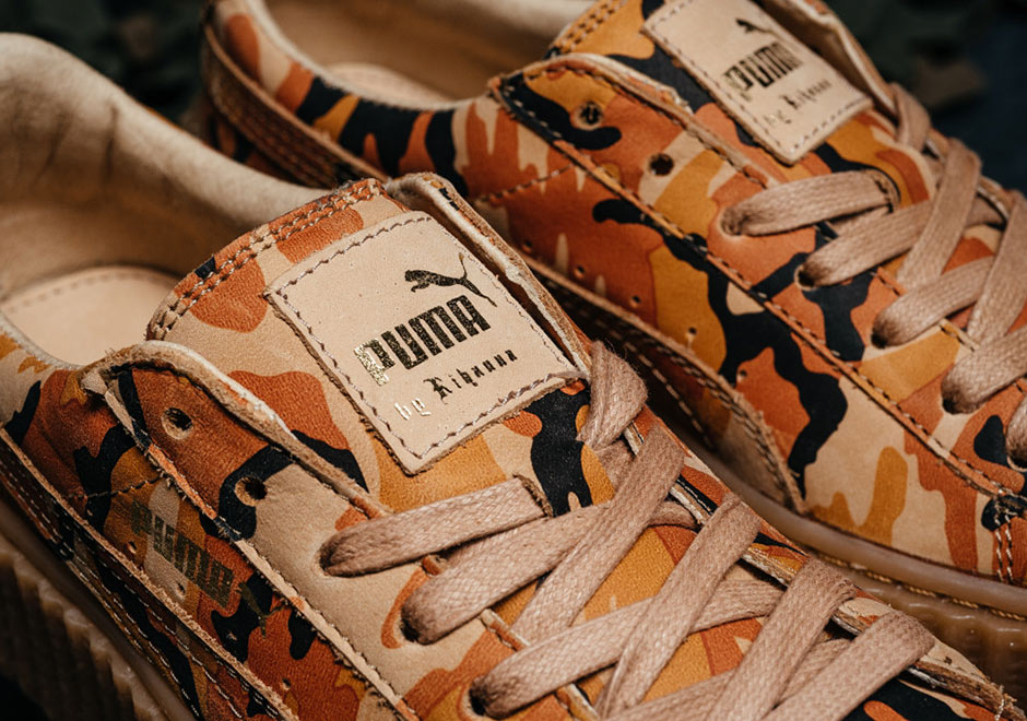 Puma Creepers Orange