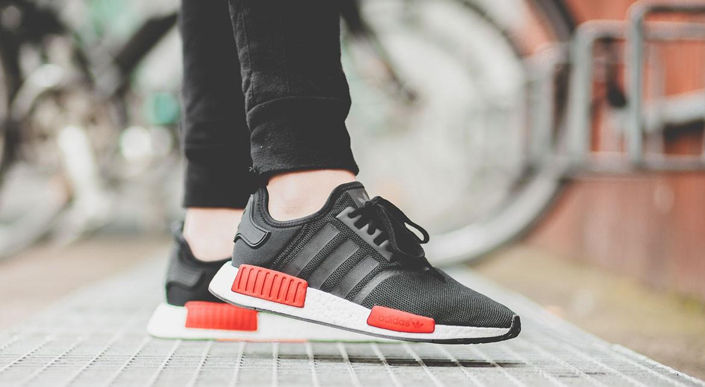 Günstiger Preis In Deutschland Günstig Kauft Besten Platz NMD_R1 - Sneaker low - core black Zuverlässig Zu Verkaufen s8gon87mR