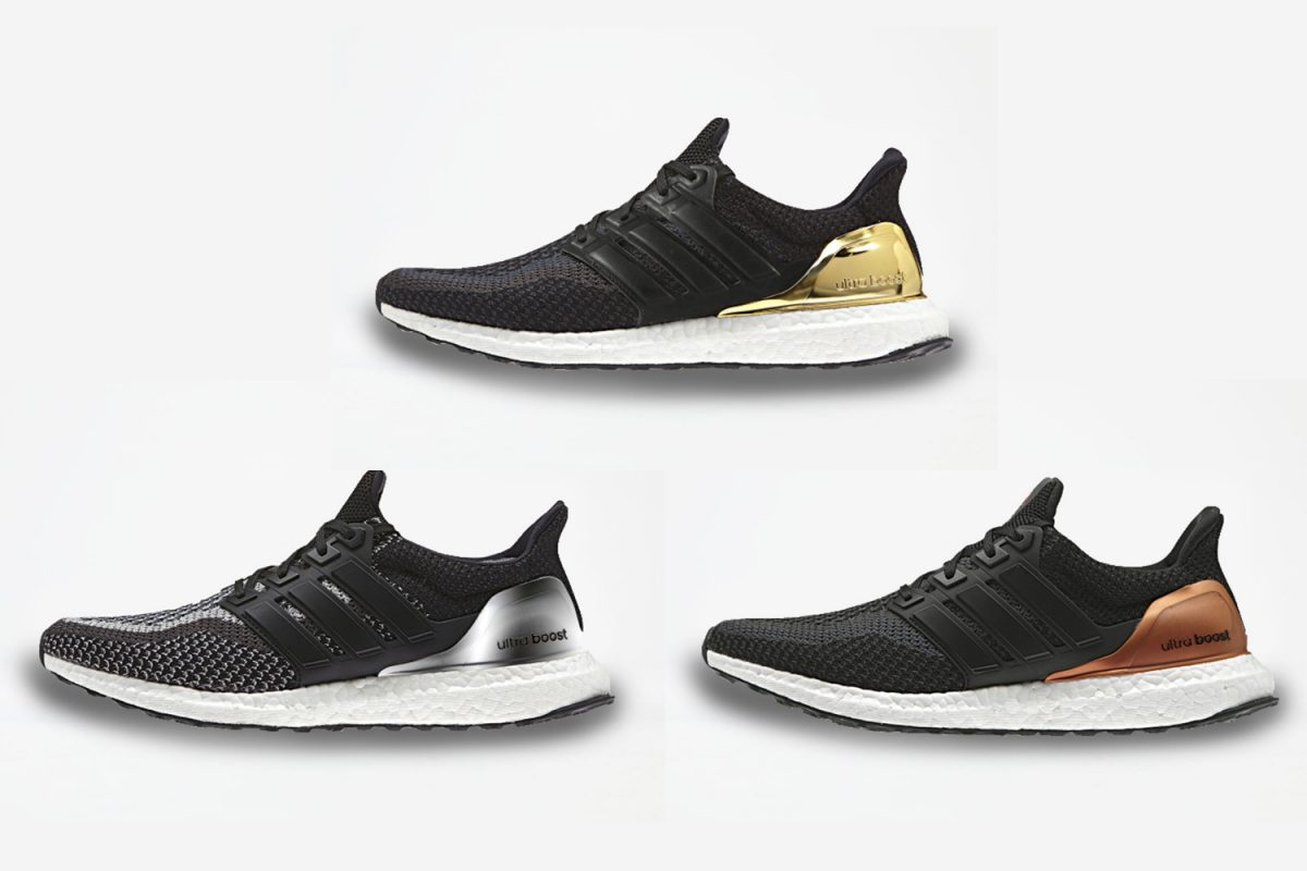 Adidas Ultra Boost Gold Medal Pack