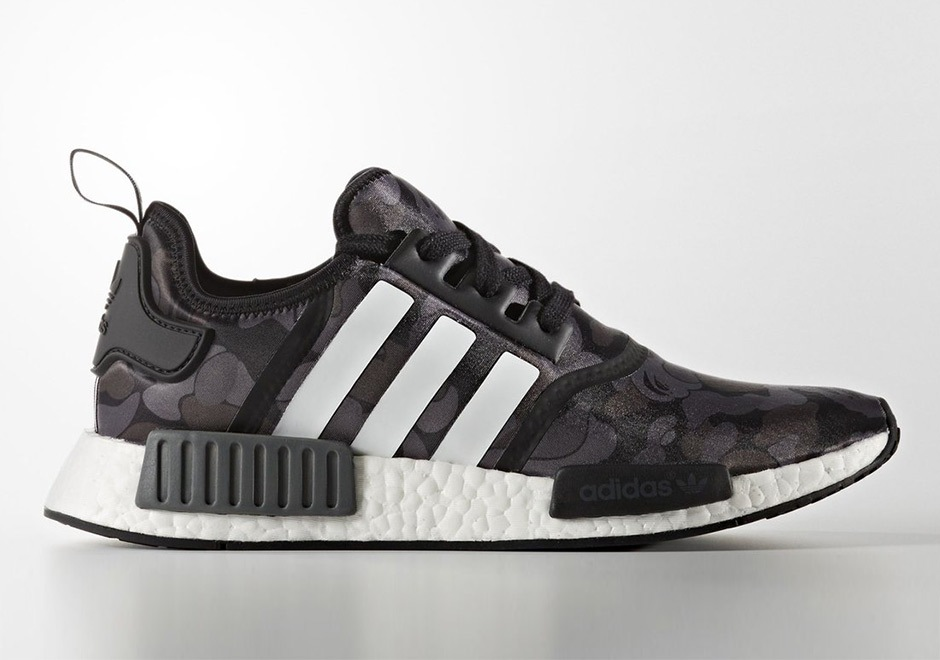 Kids Adidas Camo Shoes