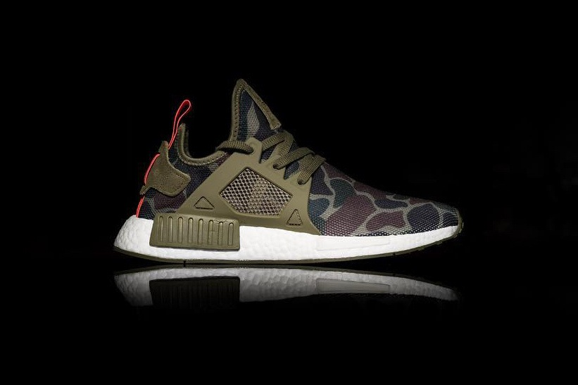 Adidas Nmd Xr1 Camo Pack