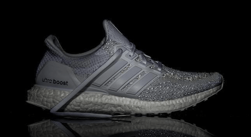 adidas Ultra Boost All White Reflective | Alle Release Infos