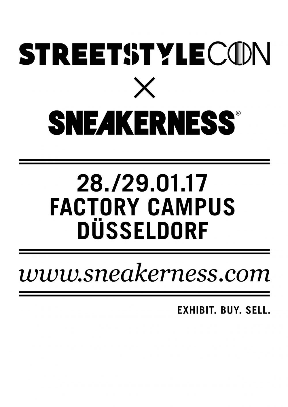 SNEAKERNESS-DÜSSELDORF