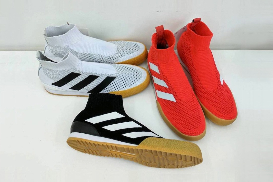 reputable site 50b5a 896cd ... ebay adidas football x gosha rubchinskiy ace 16 super first look 4638d  3143f