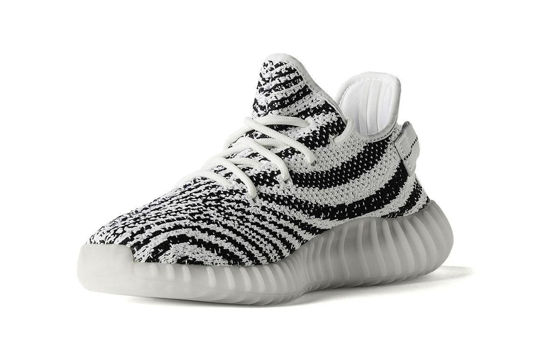 Adidas Yeezy 350 Boost V2 Zebra Offizielle Bilder Dead