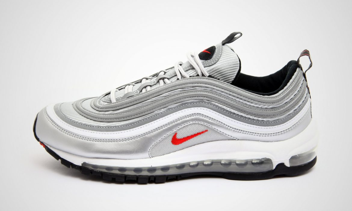 nike air max 97 silver bullet dead stock sneakerblog. Black Bedroom Furniture Sets. Home Design Ideas