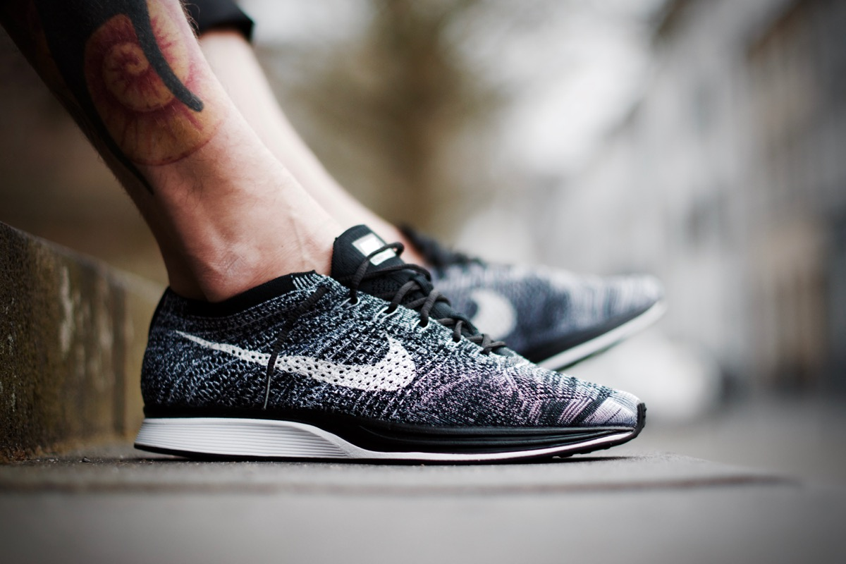 flyknit racer oreo learn german. Black Bedroom Furniture Sets. Home Design Ideas