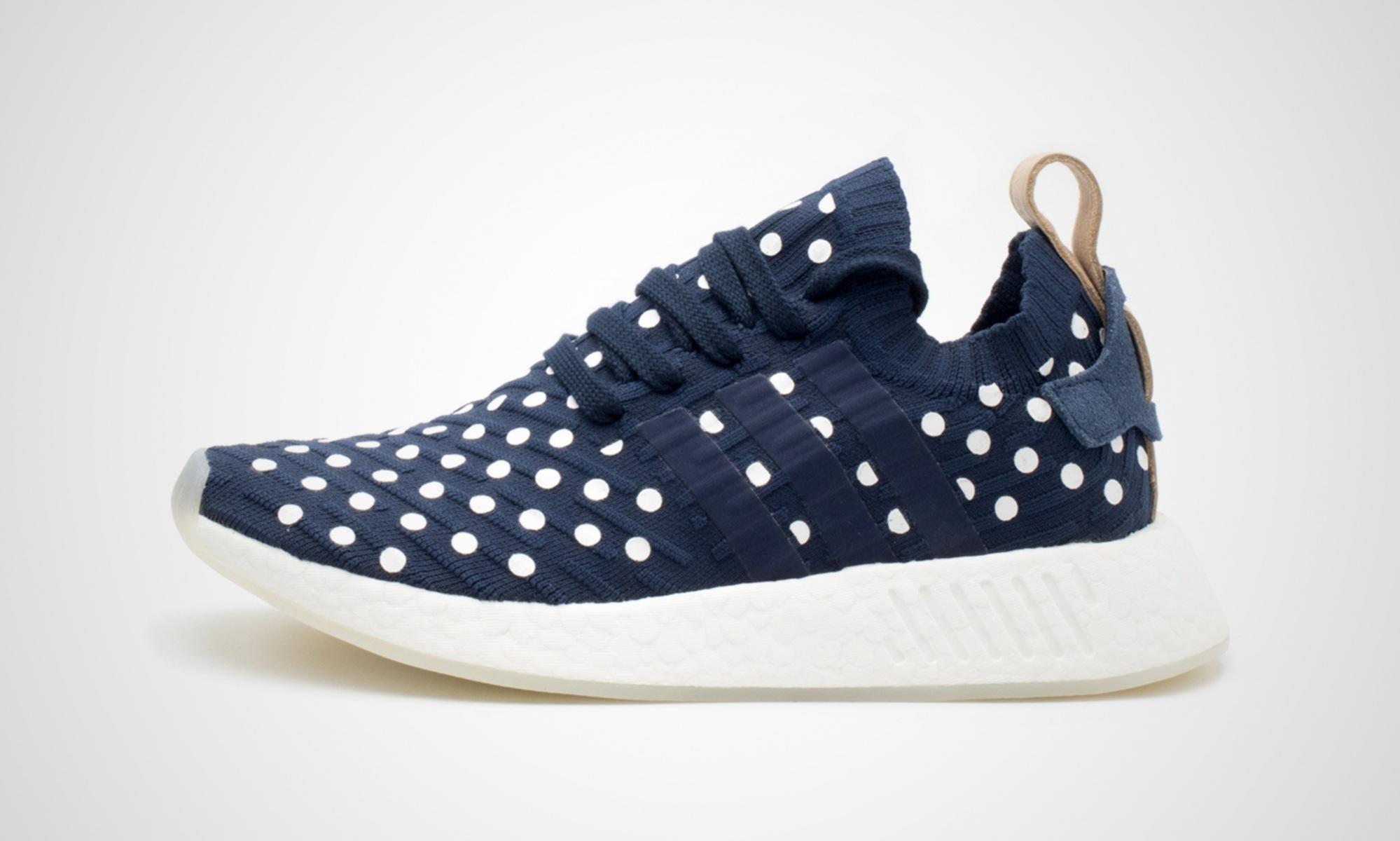adidas NMD_R1 PK W Blau Weiß | Alle Release-Infos | Dead Stock