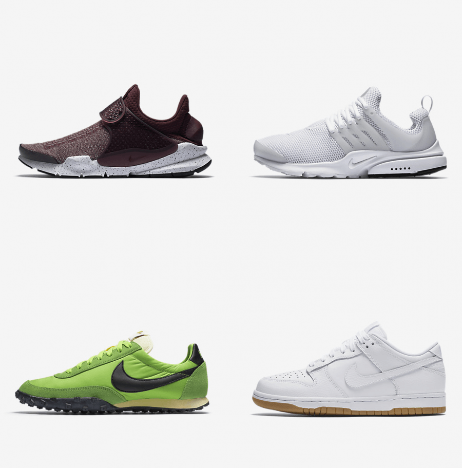 Nike Sneaker Sale Top Modelle bis zu 50% reduziert