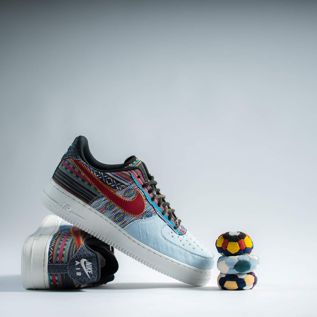new styles 50778 8a0be Nike Air Force 1 Afro Punk Pack | Alle Release-Infos | Dead ...