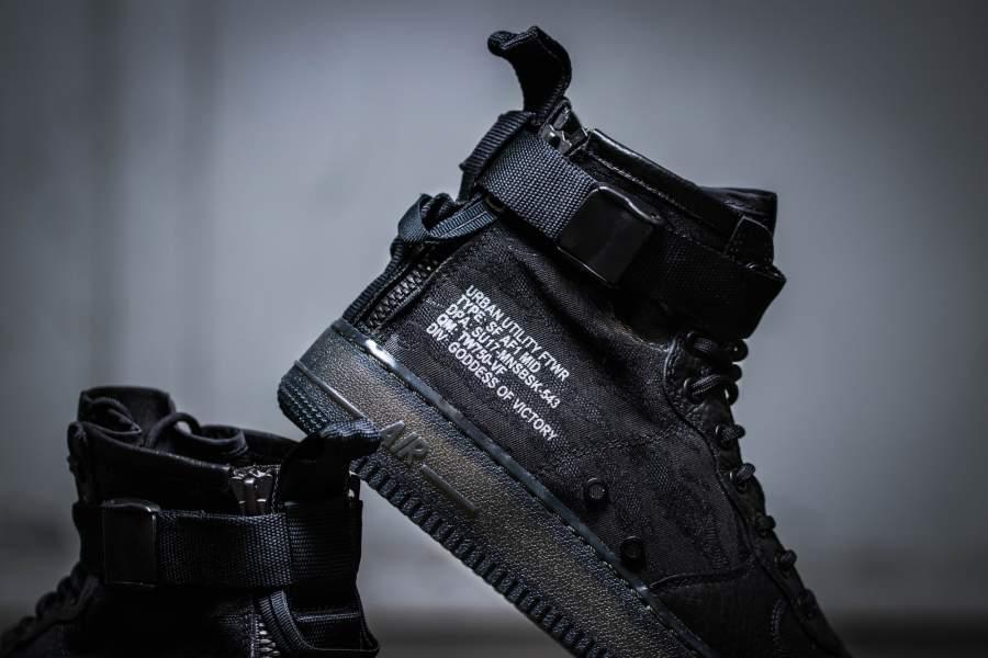 new style 77166 f4bc6 ... Der Release wird übrigens schon morgen früh um 0900 stattfinden.  Solltet ihr Interesse an dem Nike Air Force 1 Mid United ...