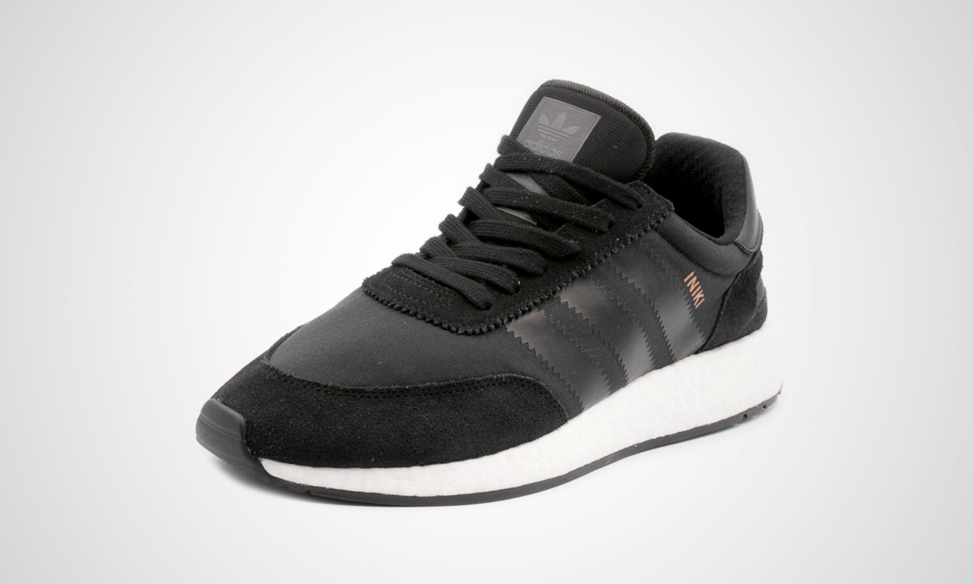 adidas Iniki Runner Core Black