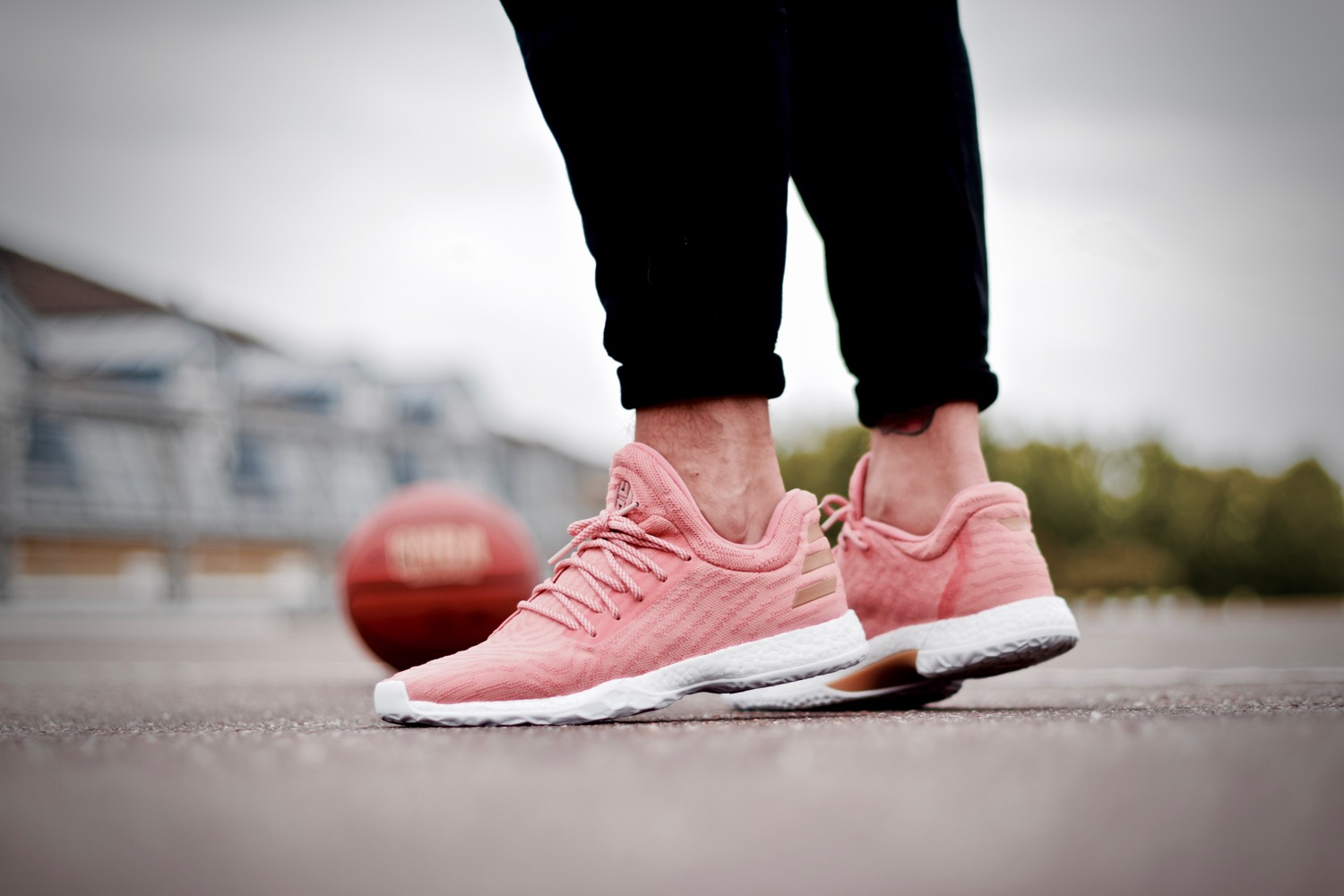 James Harden Vol. 1 LS Primeknit Trace Pink latest pickup