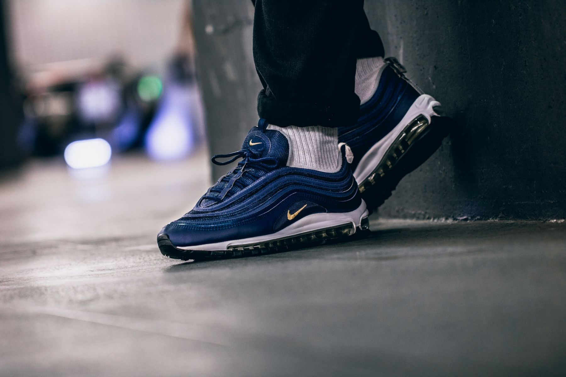 cheap for discount 7d711 7a425 Nike Air Max 97 Midnight Navy | Alle Release-Infos | Dead Stock