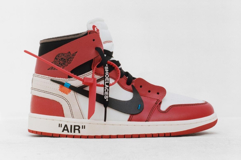 hot sale online 73687 5b9d1 Off-White x Nike - alle Releaseinfos auf einem Blick | Dead ...
