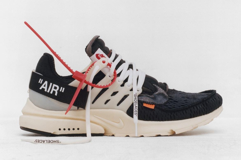 hot sale online 83856 8af02 Off-White x Nike - alle Releaseinfos auf einem Blick | Dead ...