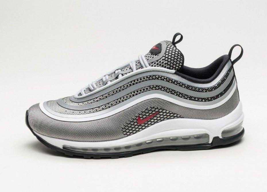 Bestellen Herren Nike Air Max 97 Schwarz Silber