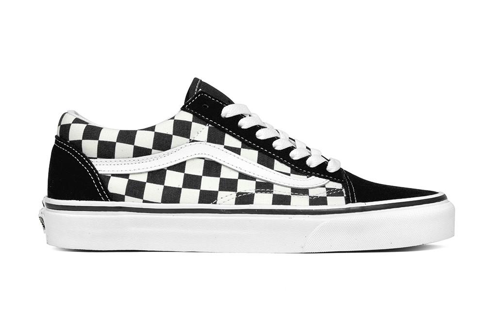 vans checkerboard old school