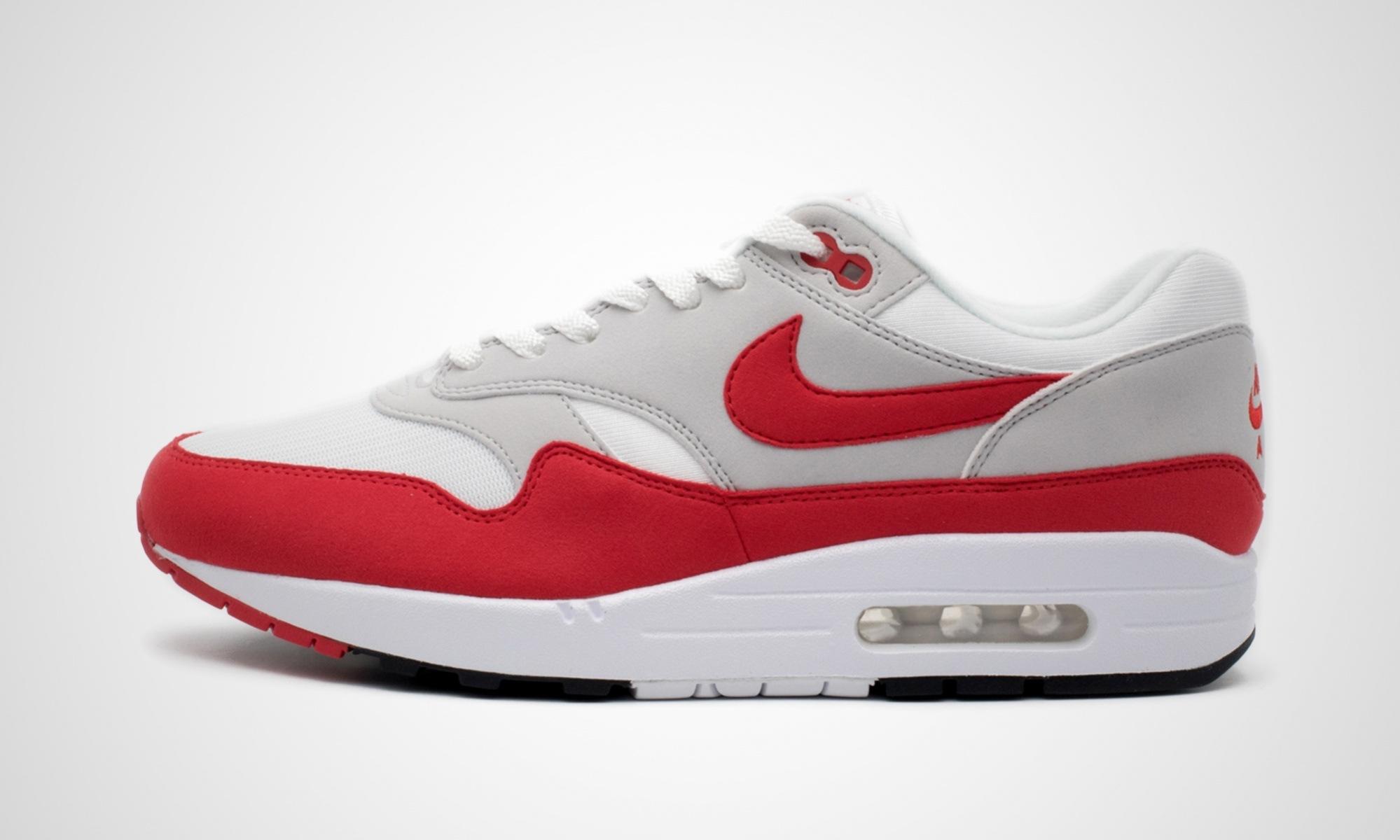 Nike Air Max 1 Anniversary OG Red