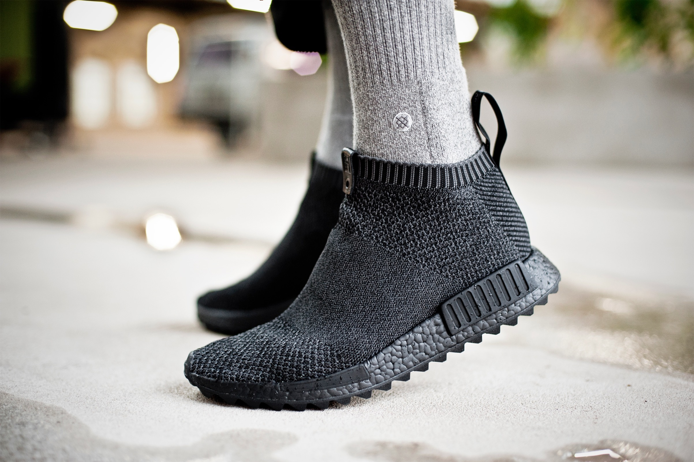 adidas Consortium x The Good Will Out NMD CS1 City Sock PK Primeknit ... b348427cc