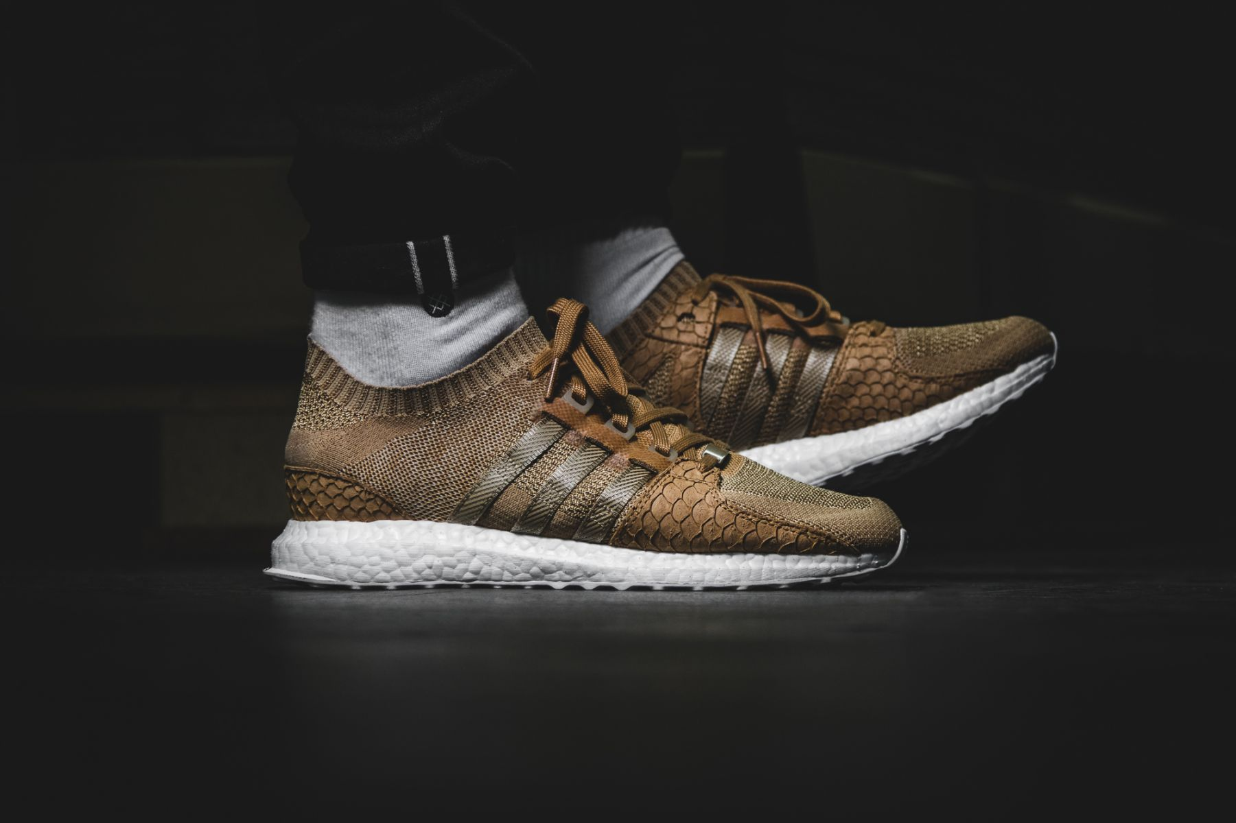 1ef25a64f091e ... Men s King Push EQT Primeknit Support Ultra Shoes Stone Stone Stone  S76777  adidas EQT Guidance 93 Pusha T  Pics by 43einhalb ...
