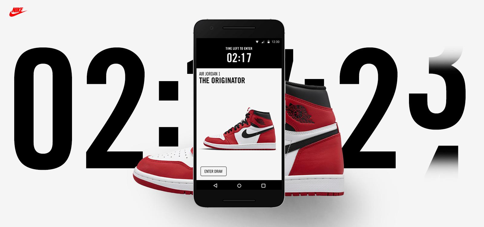 Nike+ und SNEAKRS App das etwas andere Kauferlebnis | Dead