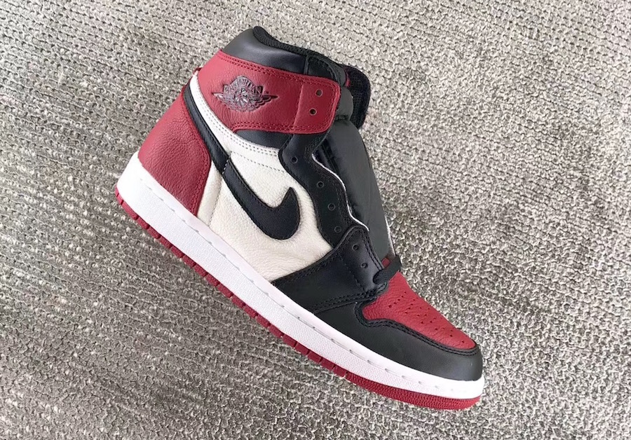 965ec959bd Nike Air Jordan 1 Bred Toe | Dead Stock Sneakerblog
