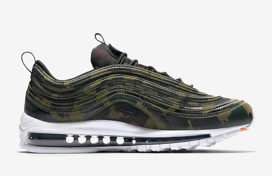 2018 Nike Air Max 97 Country Camo France For Sale