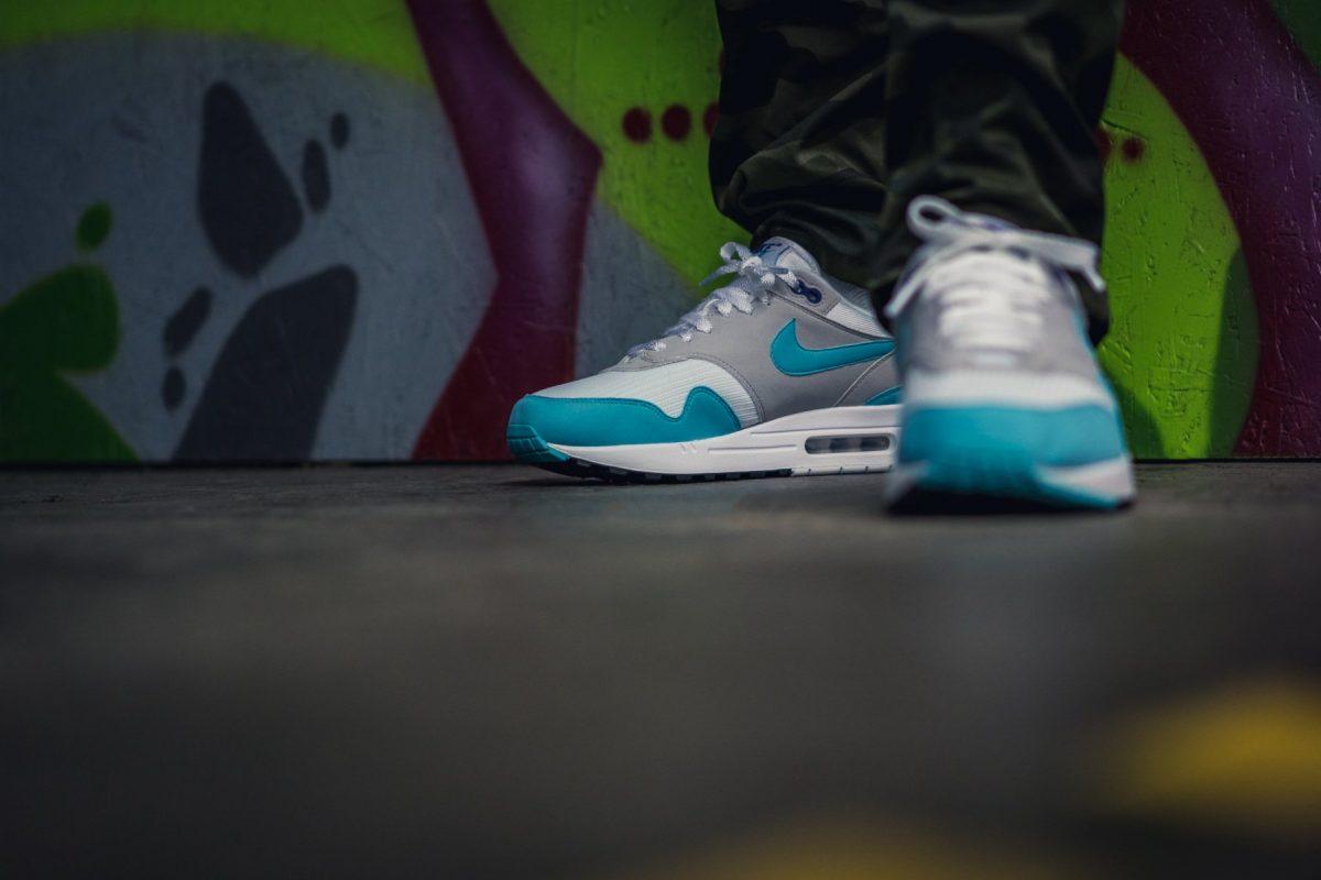 Nike Air Max 1 Anniversary OG Aqua | Alle Release Infos