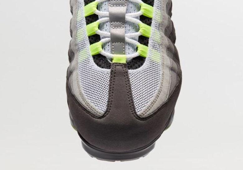 cheaper a15d6 e1be1 Nike VaporMax 95 Neon - first look | Dead Stock