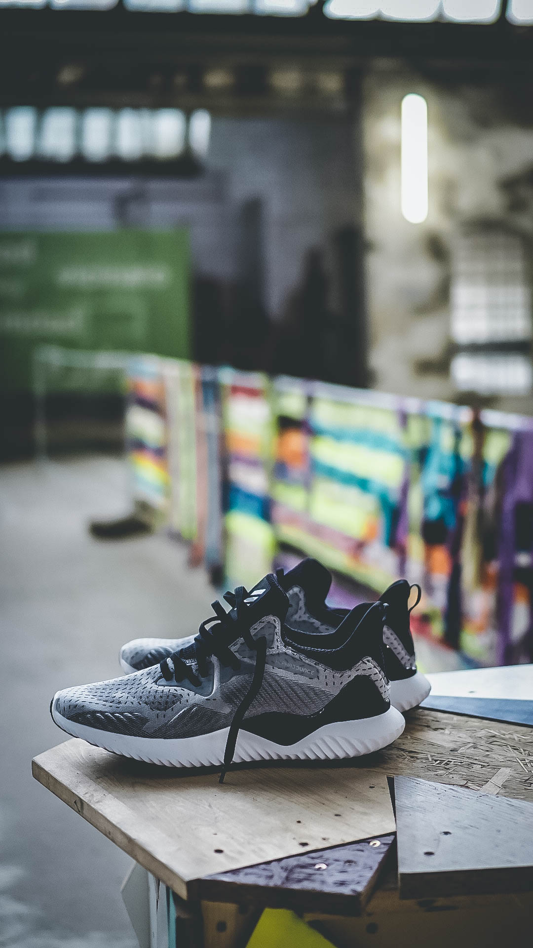 Run The Game Adidas Alphabounce Beyond Online Now