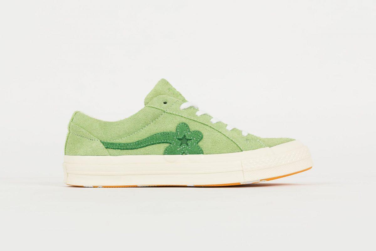 Converse One Star X Golf Le Fleur Ox Dead Stock Sneakerblog