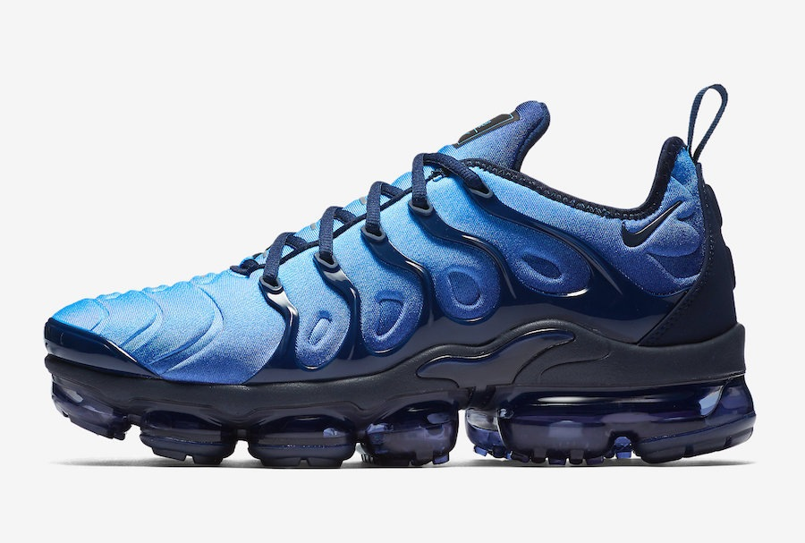 Nike Air VaporMax Plus Blue/Black