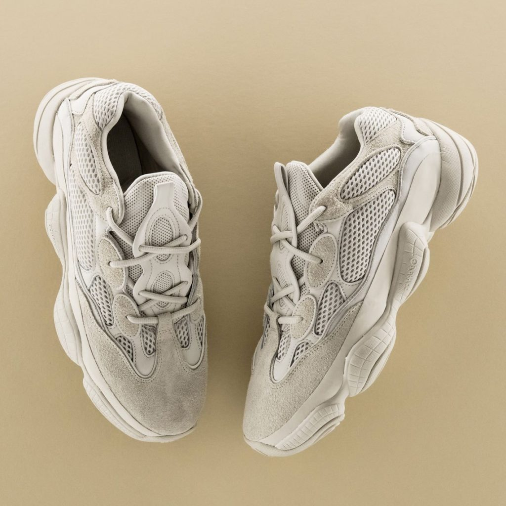 adidas Yeezy 500 Blush Restock