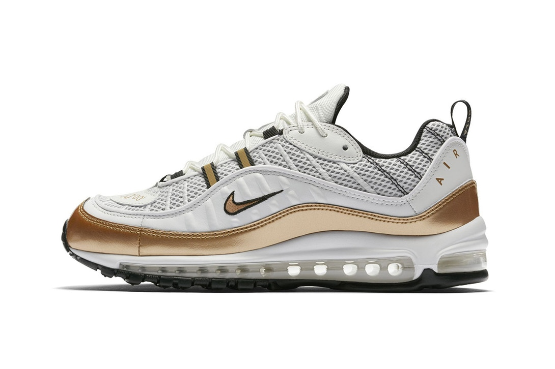new product b8def e9e62 Nike Air Max 98 UK GMT Pack