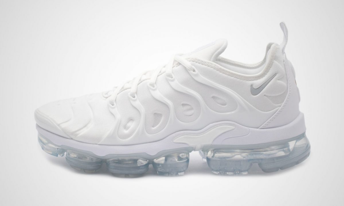 Nike Vapormax Plus Triple White Dead Stock Sneakerblog