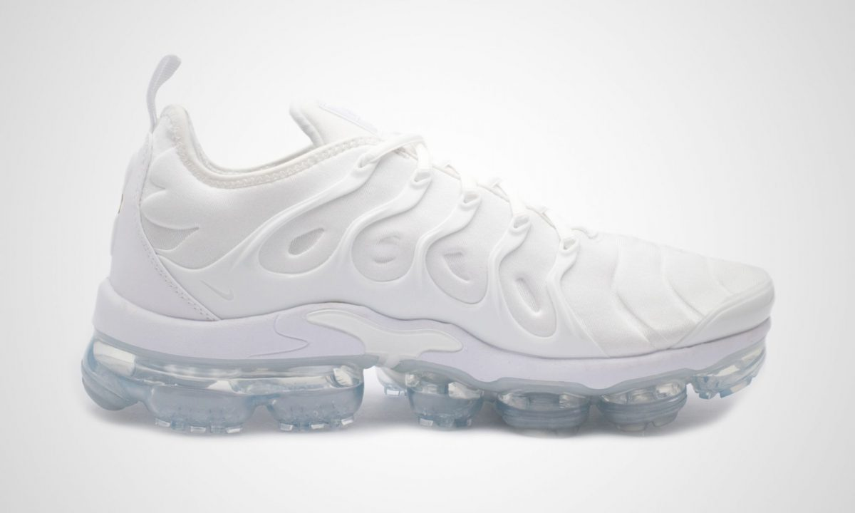 Nike Vapormax Plus Triple White Dead Stock Sneakerblog