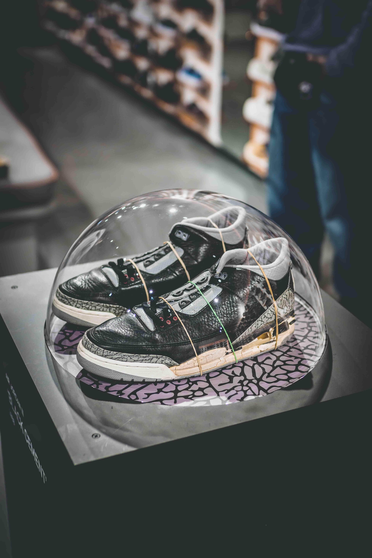 huge selection of 85400 6dc5b Ein großes DANKE SCHÖN an das SNIPES-Team für die Einladung und den coolen  Abend. Gerne wieder! Schlagworte  Berlin · black cement · Event · Jordan 3  · Nike ...