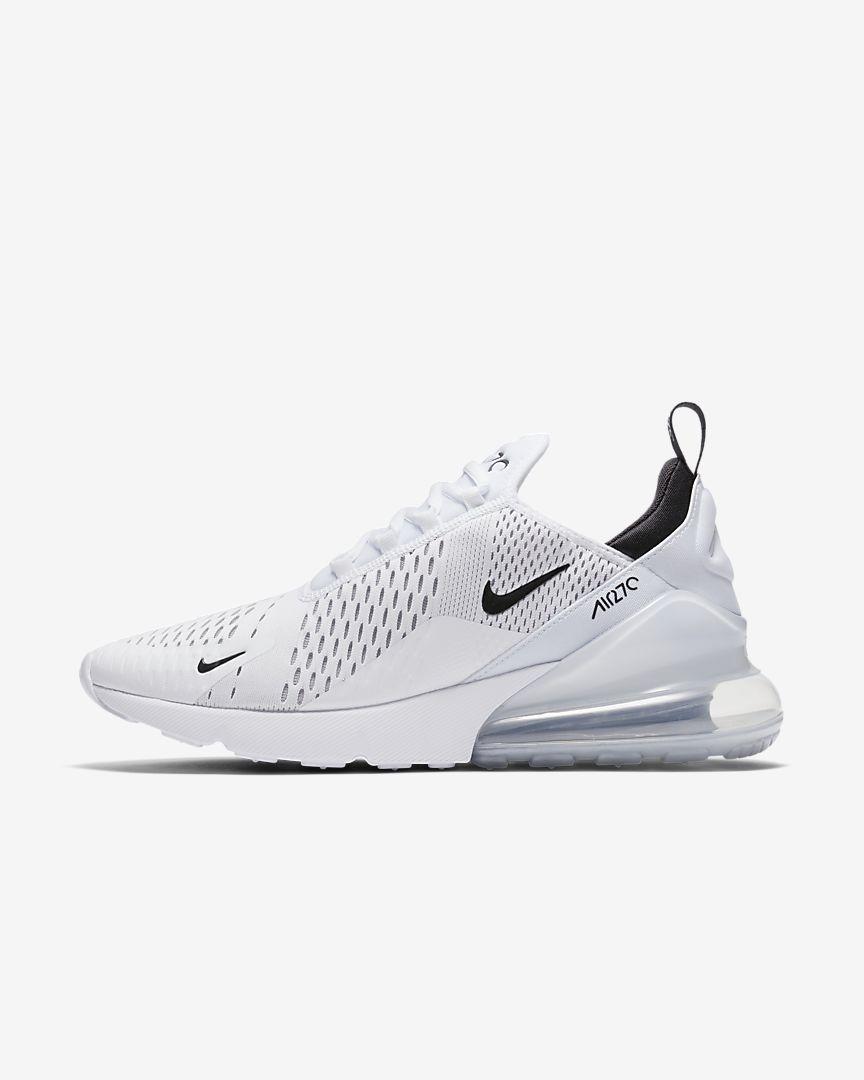 super popular 4d551 d3233 Nike Air Max 270 White