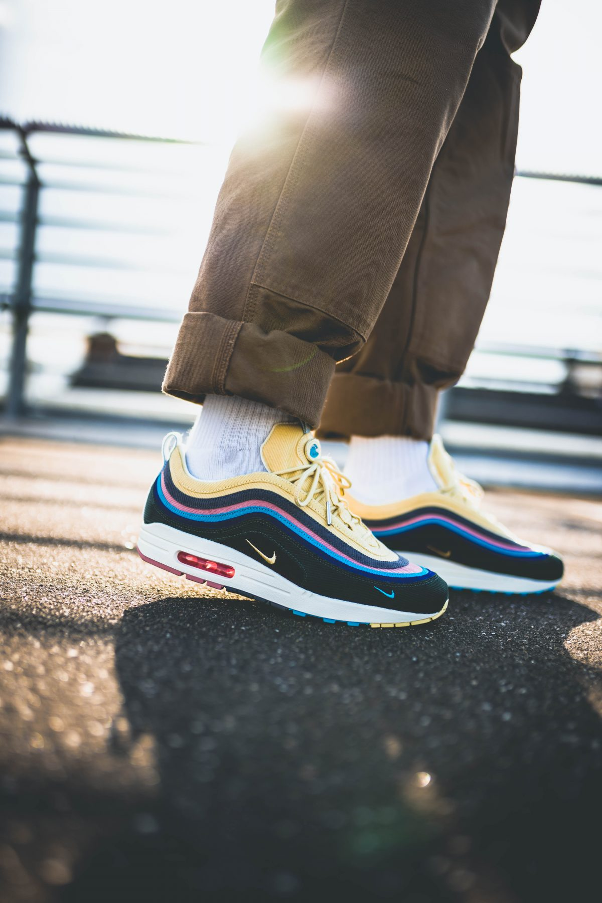 online store f8f70 24614 Nike Air Max 1/97 by Sean Weatherspoon - on feet | Dead Stock