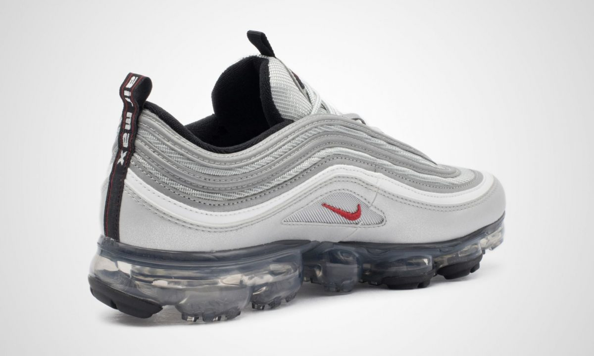 premium selection 75493 9d890 NikeLab Air Vapormax 97 Silver Bullet