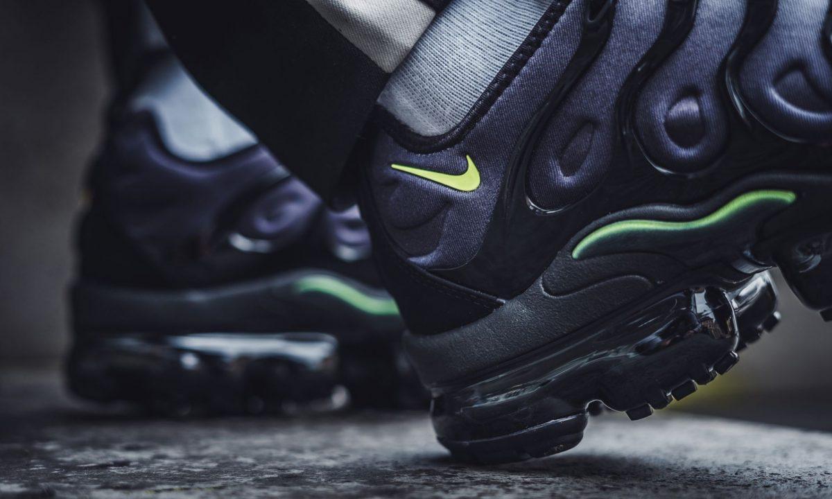 Nike Air Vapormax Plus Schwarz Weiss Dead Stock Sneakerblog