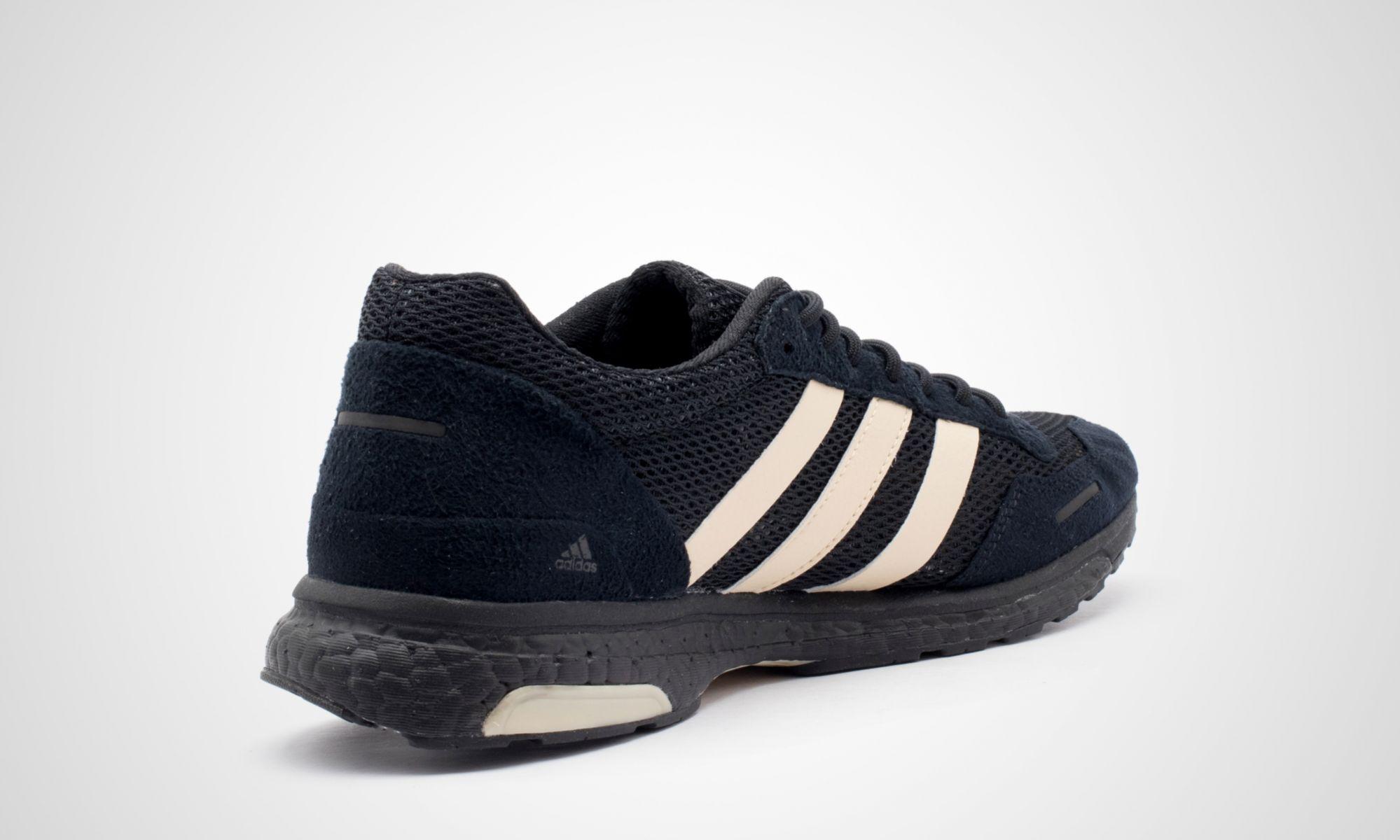 low priced dea86 defd5 adidas x UNDFTD Adizero Adios 3 Navy