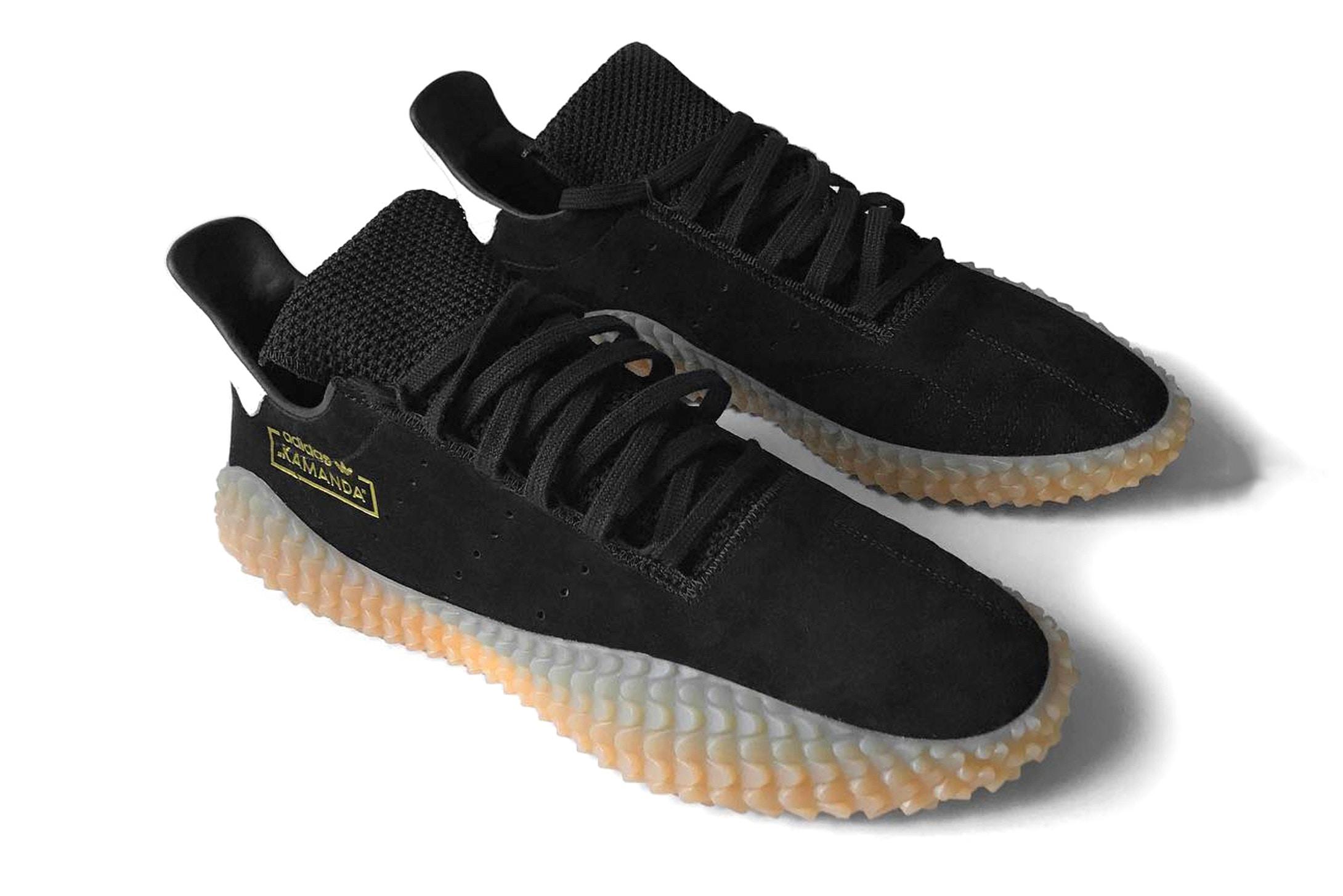 adidas Kamanda Core Black | Alle Release-Infos | Dead Stock
