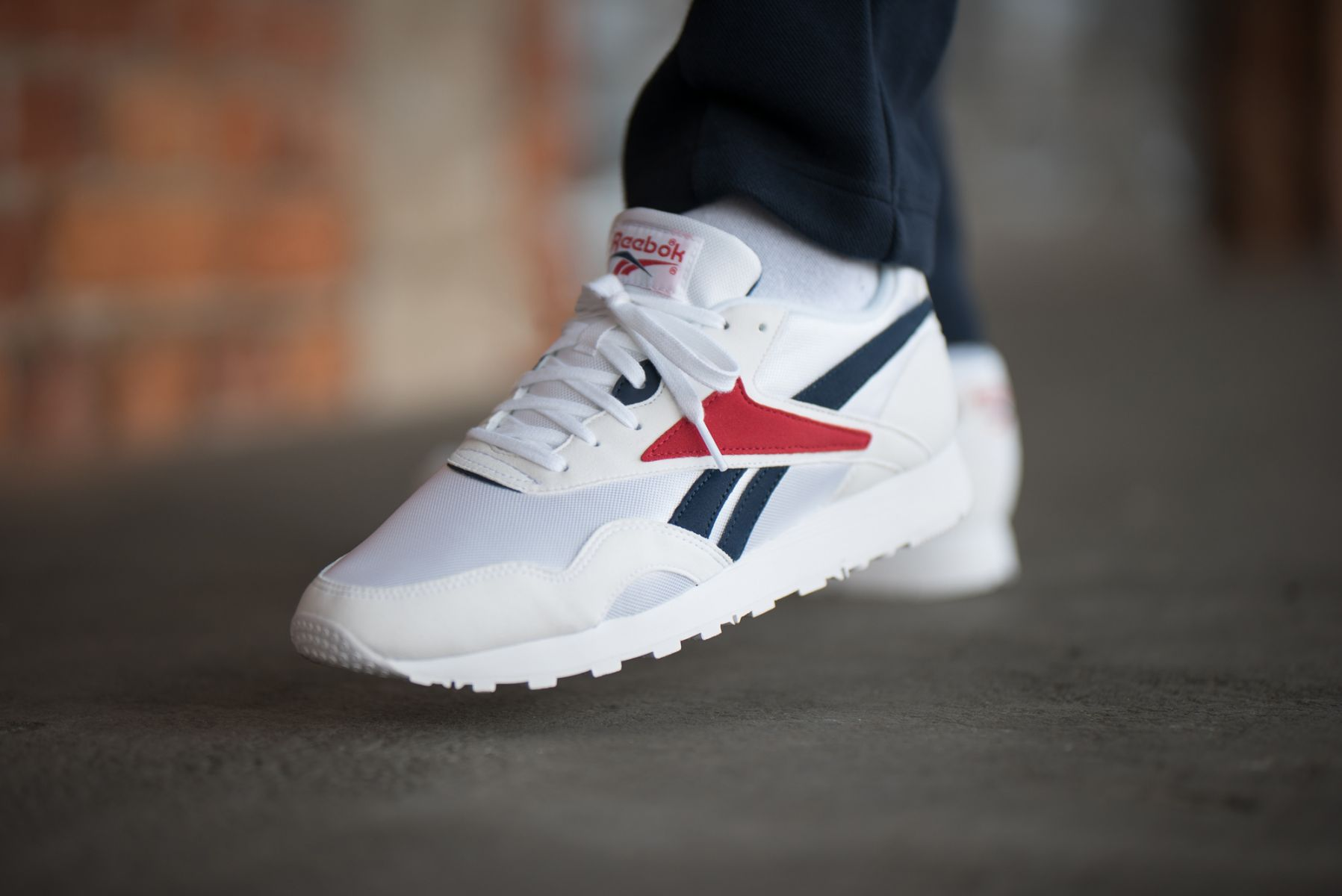 Reebok Rapide OG Sneakers In White CN6001
