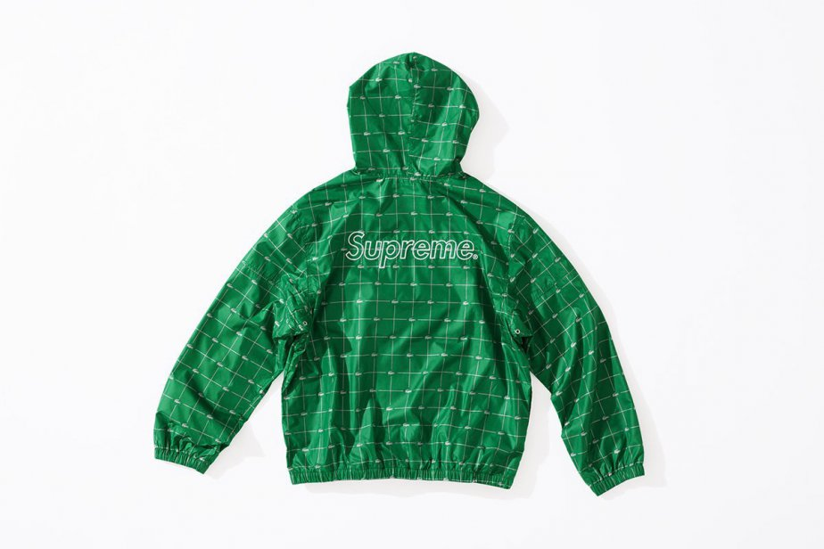Supreme X Lacoste Spring Summer 2018 Collection Dead